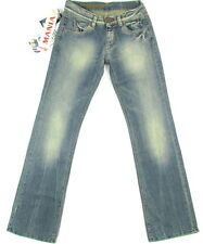 """MISS SIXTY """"Special 1O"""" womens bootcut jeans pants vintage Denim (blue) NEW"""