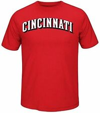 Cincinnati Reds MLB Always Practice Mens Synthetic Crewneck Shirt Red Big Sizes