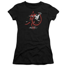 "Bruce Lee ""High Flying"" Womens Adult & Junior Tees & Tanks"