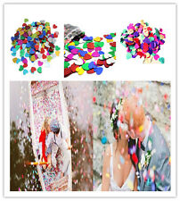 Colorful Shine Love Heart Confetti Table Decoration Wedding Party