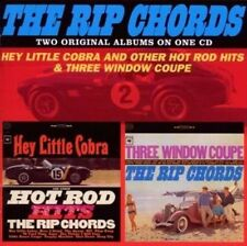 Hey Little Cobra & Other Hot Rod Hits - Chords Rip New & Sealed Compact Disc Fre