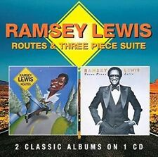 Routes/three Piece Suite - Lewis,Ramsey New & Sealed CD-JEWEL CASE Free Shipping