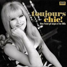 Toujours Chic! More French Girl Singers of the 196 - V/A New & Sealed CD-JEWEL C