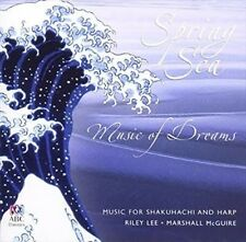 Spring Sea: Music of Dreams - Lee,Riley/Maguire,Marshall New & Sealed CD-JEWEL C