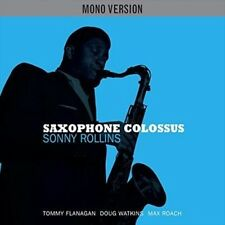 Saxophone Colossus (mono Version) - Rollins,Sonny New & Sealed LP Free Shipping