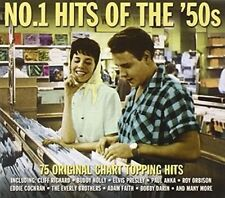 No. 1 Hits of the '50s - V/A New & Sealed Compact Disc Free Shipping