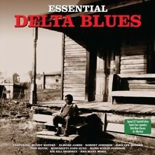 Essential Delta Blues - V/A New & Sealed LP Free Shipping
