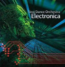Electronica - New Dance Orchestra New & Sealed CD-JEWEL CASE Free Shipping