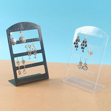 Fashion New 48 Holes Earrings Jewelry Show  Plastic Display Rack Stand Holder