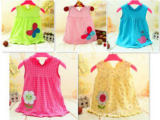 Baby Clothes Baby Girls Summer Dress Cheap Cute Cotton Infant Bebe Toddler