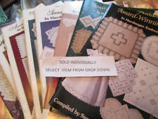 Award-Winning Designs In Hardanger Embroidery Book Your Choice