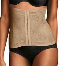 Maidenform Ultimate Slimmer Firm Control Curve-Loving Waistnipper 6868 Beige XL
