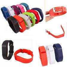 New Replacement Wrist Band With Metal Buckle For Fitbit Flex Bracelet Wristband