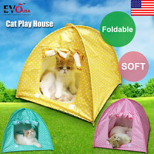 Pet Outdoor Camping Waterproof Windproof Tent Doghouse Small Dogs Cat Mat Bed