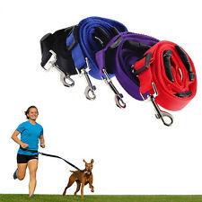 New Durable Nylon Strong Training Adjustable Harness Dog Lead Leash Collar Rope
