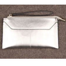New Simple Colors New Style Envelope Bag Long Wallet Handbags Cluthes Purse Bags
