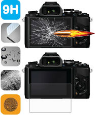 Tempered Glass LCD Screen Protector for Olympus OM‑D E-M1 E‑M5 E-M10