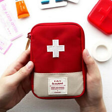 Portable Home Travel Camping Medical Bag Emergency Survival First Aid Kit Bag GT