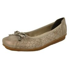 Ladies Rieker Ballet Flats The Style 43965 -W