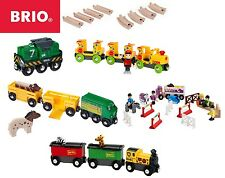 Brio Wooden Railway Track Trains Accessories Genuine New in Packaging Age 3+