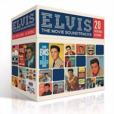 Movie Soundtracks (20cd) - Presley,Elvis New & Sealed CD-JEWEL CASE Free Shippin