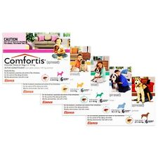 COMFORTIS for Dogs - Flea Treatment 6-Chew Pack