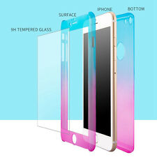Luxury Hybrid 360 Degrees Full Body Protective Case for Apple iPhone 5 6 6S Plus