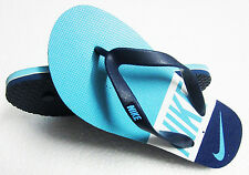 Nike Mens Flip Flops Pool Beach Sandals Slippers Size UK 8-11 +Free Shipping