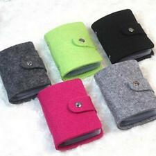 Women Wallet Credit Card Case Purse Business ID Card Storage Holder Tote
