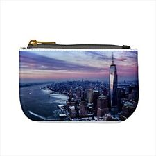 New York City Big Apple Mini Coin Purse & Shoulder Clutch Handbag
