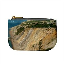 Isle of Wight Great Britain Mini Coin Purse & Shoulder Clutch Handbag