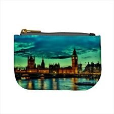 London Buckingham Palace Great Britain Mini Coin Purse & Shoulder Clutch Handbag