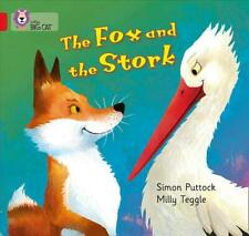 NEW Fox and the Stork by Simon Puttock Paperback Book Free Shipping