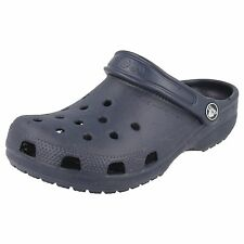 ADULTS CROCS SANDALS/MULES NAVY - STYLE CLASSIC LE FIRST EDITION