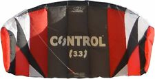 BRAND NEW Flexifoil 1.7m2/2.4m2/3.3m2 Control 3-line Kitesurf Trainer Power Kite