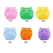New  Reusable Washable Baby Cloth Diaper Printed Nappy
