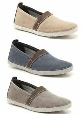 MENS CLARKS LIGHTWEIGHT SLIP ON CLOSED TOE CASUAL SUMMER SHOES NEELIX FREE