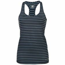 Brooks Womens Bring It Racer Back Vest Running Training Sleeveless Top New