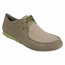 TAHMIRA MENS MERRELL CASUAL LACE UP LEATHER FLAT ROUND TOE SHOES J41273