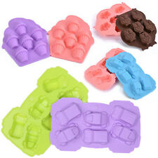 Silicone DIY Mold Fondant Cake Chocolate Decorating Baking Tools Mould Soap Mold