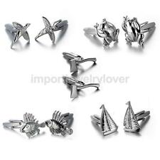 Men's Suits Animal Style Cufflinks for Wedding Party Gifts