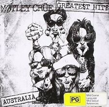 Greatest Hits - Motley Crue New & Sealed CD-JEWEL CASE Free Shipping