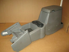 04 05 06 DODGE DURANGO CENTER CONSOLE MEDIUM SLATE GRAY(D5)
