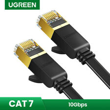 UGREEN Ethernet Cable Cat7 RJ45 Network Patch Cable 10 Gigabit For Laptop PC Mac
