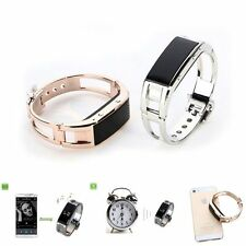Business Bluetooth Bracelet Band Smart Watch For HTC LG Android Apple Phone