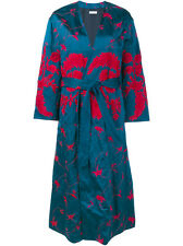 NWT DRIES VAN NOTEN RUNWAY RONDI BELTED KIMONO COAT