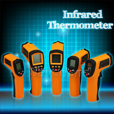 Handheld Digital LCD Temperature Thermometer Laser Non-Contact IR Infrared