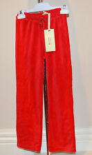 Fox & Finch Girls Trackpant - RED - SIZES - 5 & 6 Years - NEW