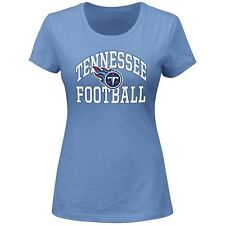 Tennessee Titans Womens Blue NFL Team Apparel T-Shirt - MSRP $28 - NWT!