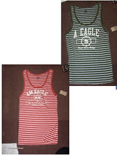 NWT American Eagle  STRIPED BEATER TANK